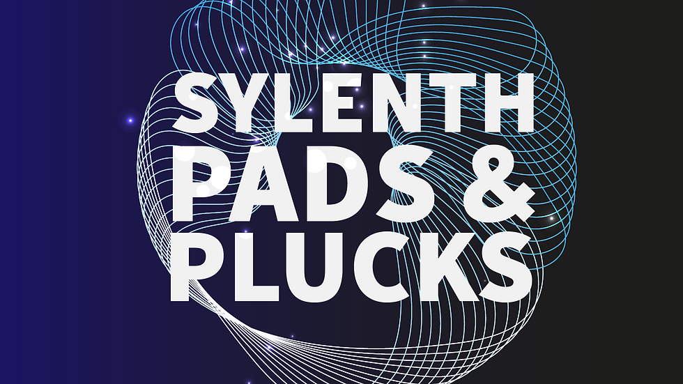 Trance Pads & Plucks for Sylenth1