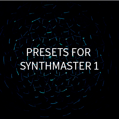 Presets for Synthmaster1