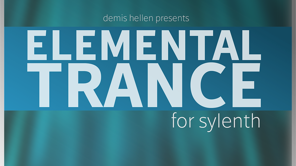 Elemental Trance for Sylenth