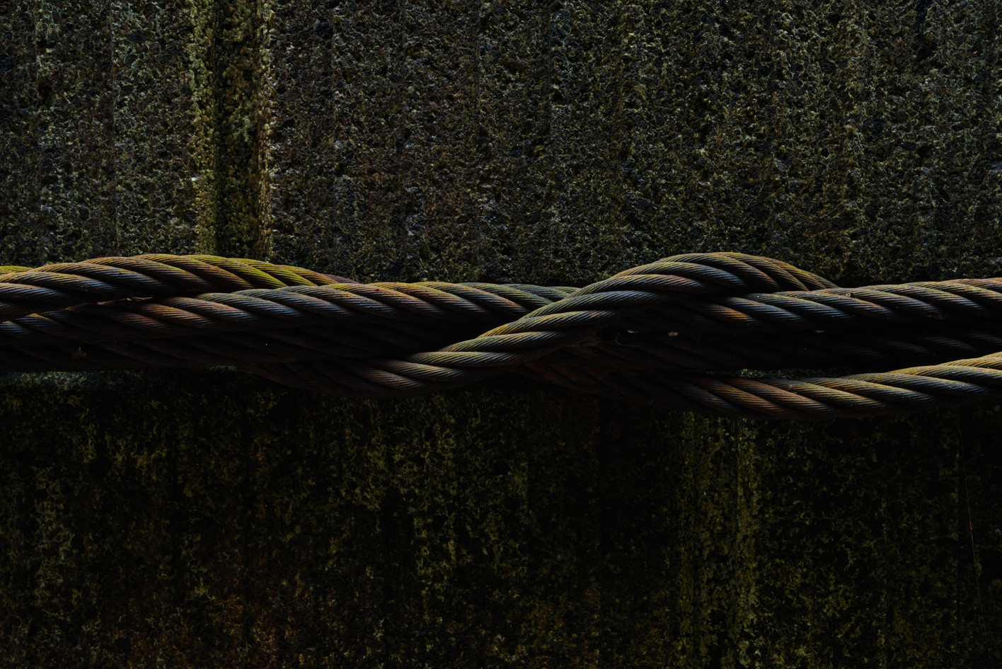 Rusted Wire