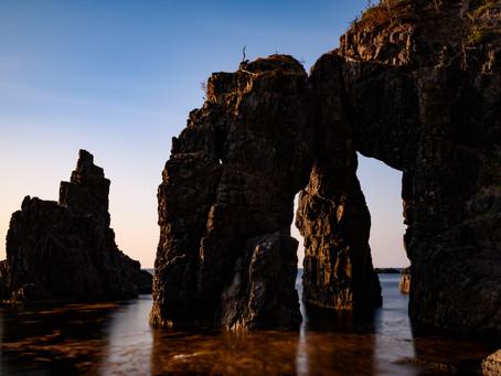 青海島2 / Oumi-jima island 2