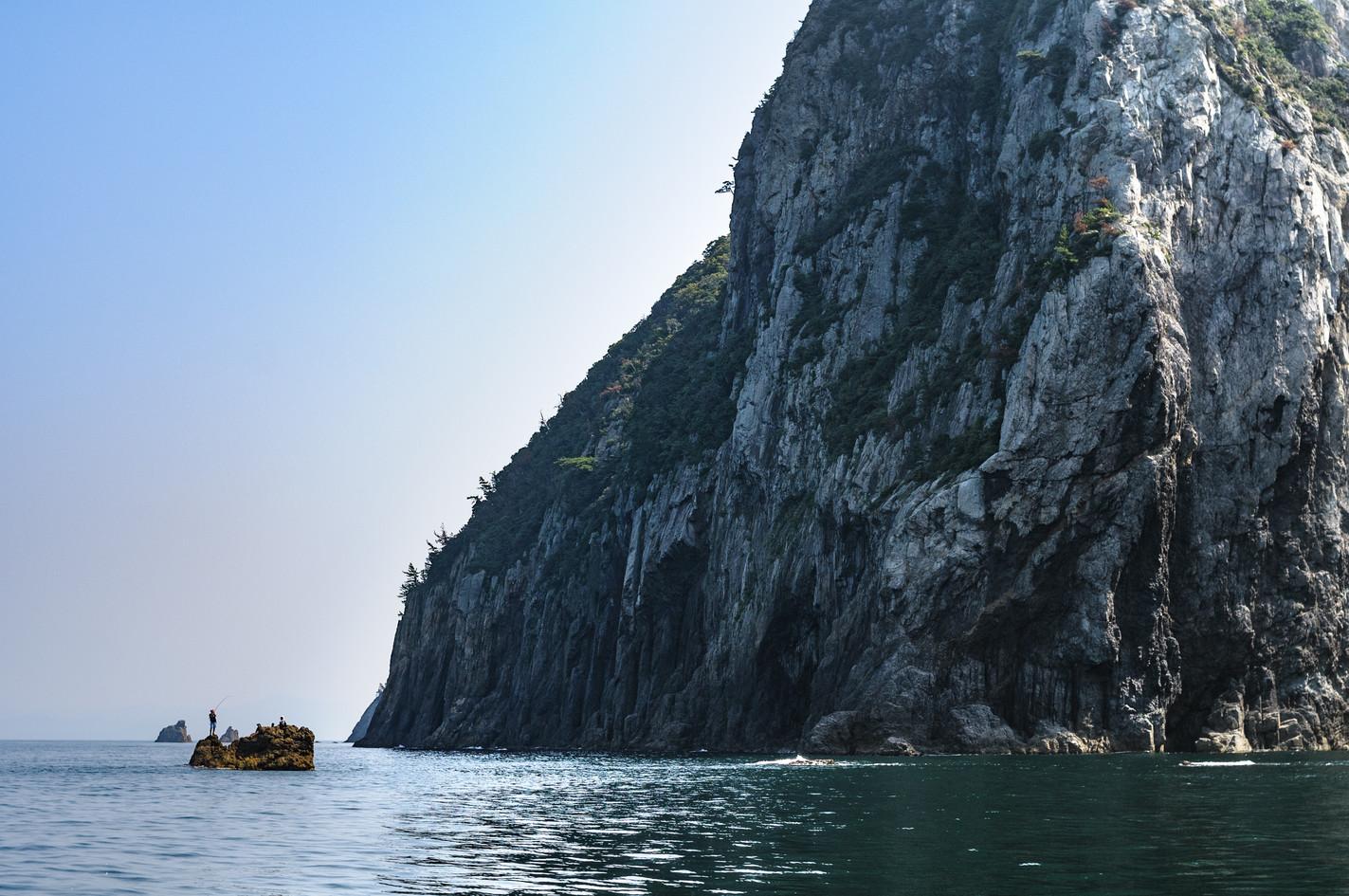 Rock Island and Anglers