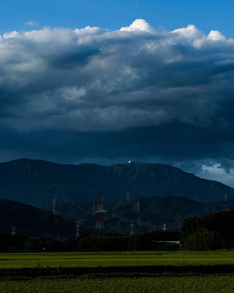 Spotlight on Mountain Top