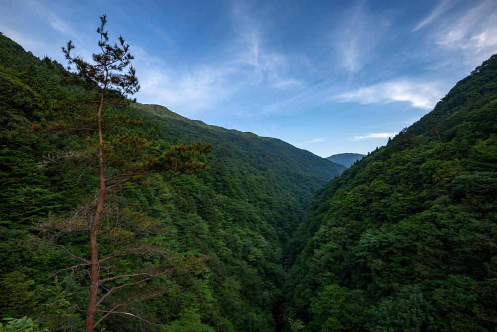 深谷峡 / Fukatani valley
