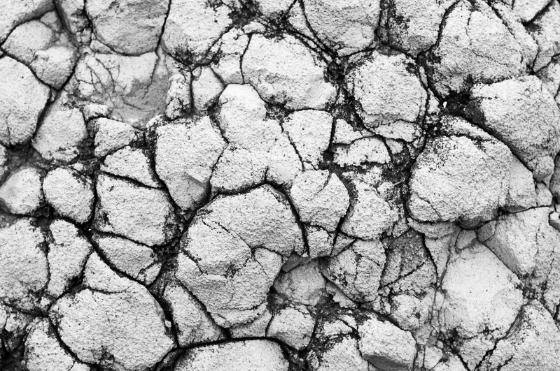 Surface of Weathered Rock