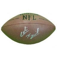 Kaepernick, Colin Autographed NFL Wilson Football