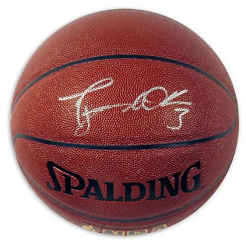 Wade, Dwyane Autographed Spalding Basketball