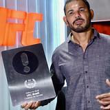 Rodrigo Nogueira, o Minotauro - embaixador da UFC Brasil