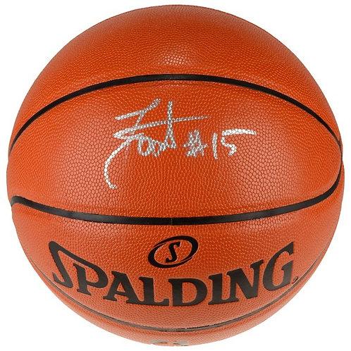 Jokic, Nikola Autographed Spalding Basketball