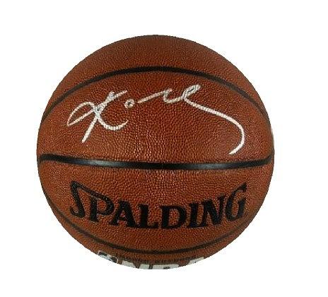Bryant, Kobe Autographed Spalding Basketball
