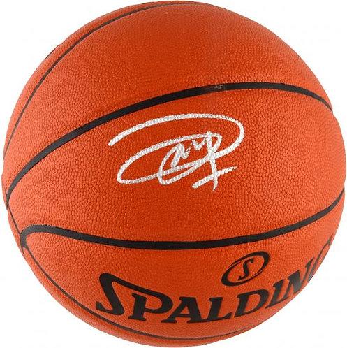 Embiid, Joel Autographed Spalding Basketball