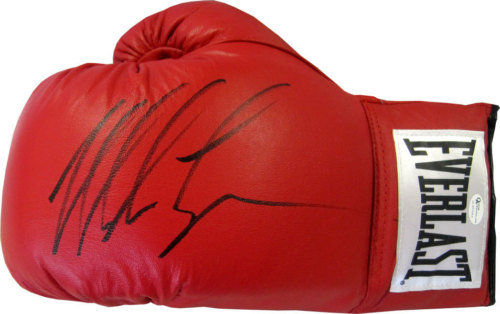 Tyson, Mike Autographed Boxing Glove