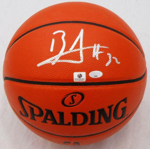 Griffin, Blake Autographed Spalding Basketball