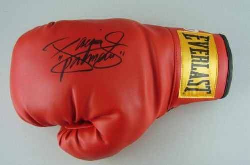 Pacquiao, Manny Autographed Boxing Glove