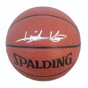 Thomas, Isiah Autographed Spalding Basketball