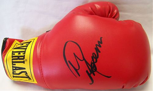 Foreman, George Autographed Boxing Glove