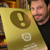 Danilo Gentilli - Humorista