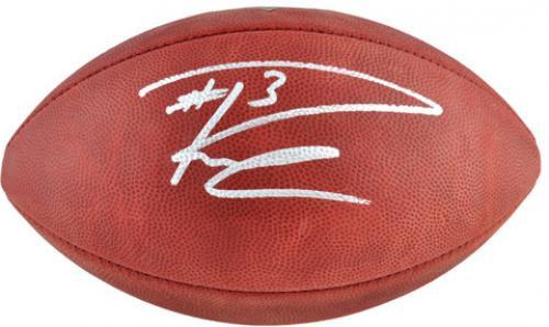 Wilson, Russell Autographed NFL Wilson Football