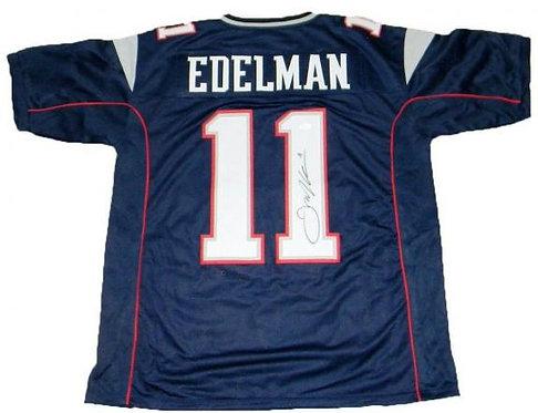 Edelman, Julian Autographed Patriots Jersey