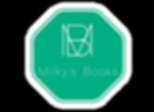 Logo Milky's books