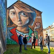 Street Art, Greeters