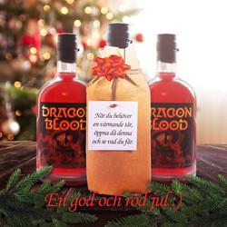 Dragon Blood Christmas gift
