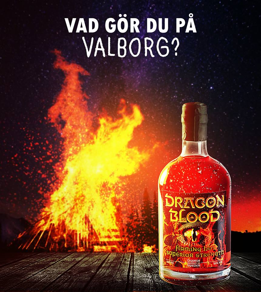 Dragon Blood at Walpurgis
