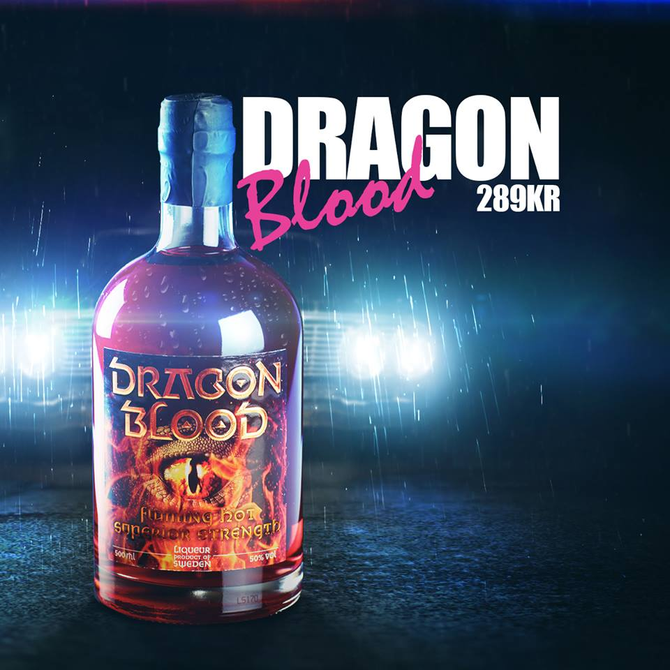 Dragon Blood Drive