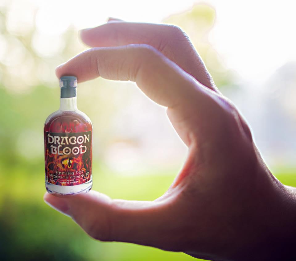 Dragon Blood miniature