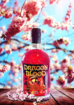Dragon Blood and cherry trees