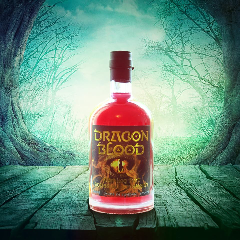 Dragon Blood mist