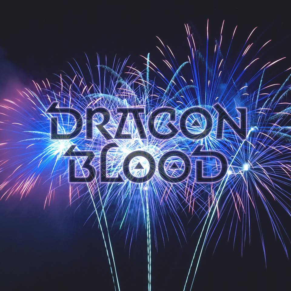 Dragon Blood Happy New Year