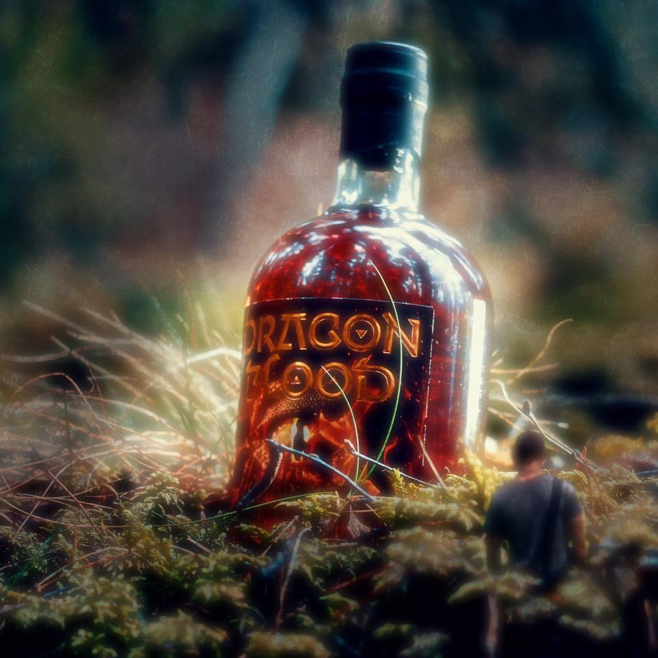 Dragon Blood is growing
