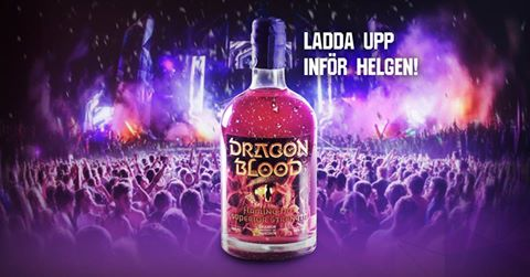 Dragon Blood party
