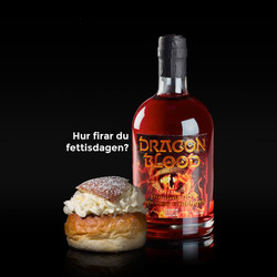 Dragon Blood and a semla anyone?