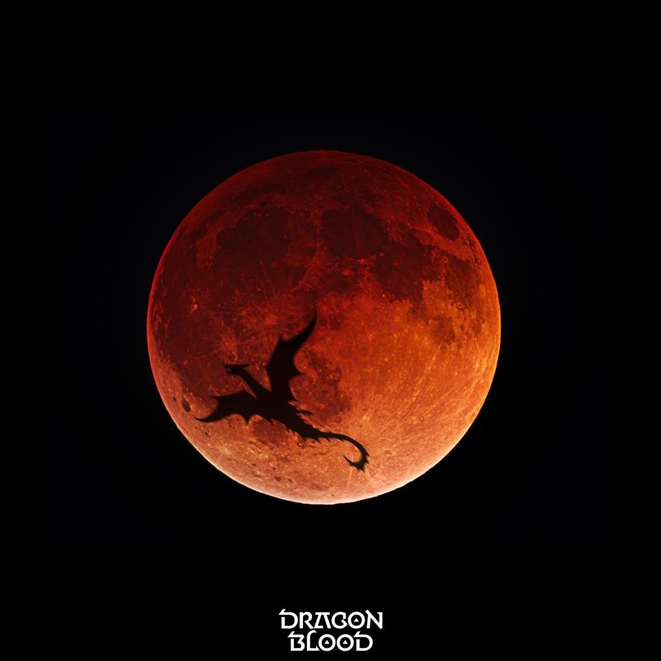 Dragon Blood  full moon
