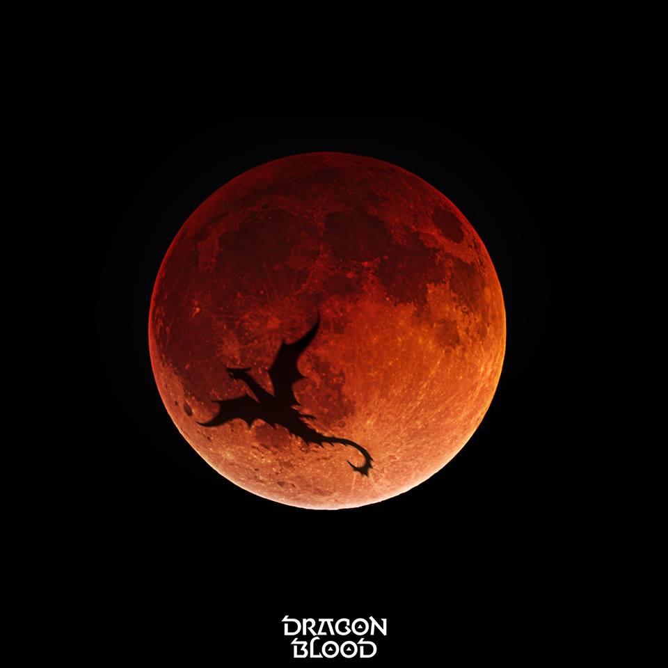 Dragon Blood  full moon