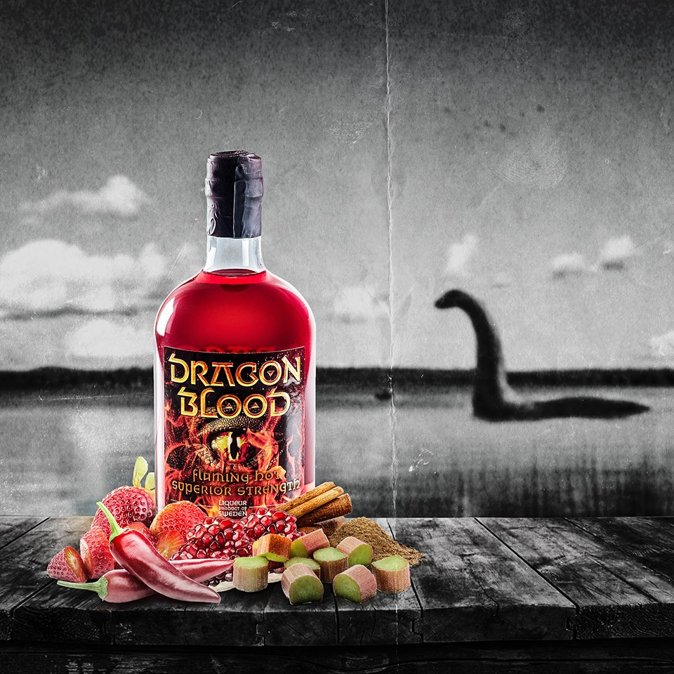 Dragon Blood Loch Ness