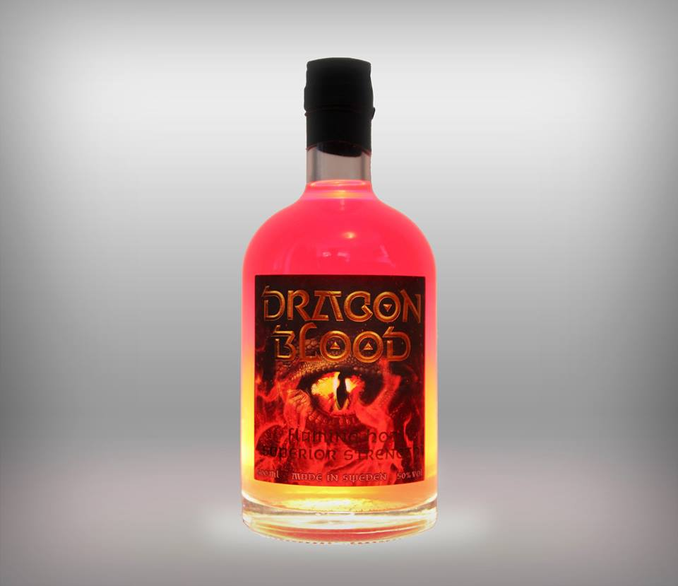 Dragon Blood shines