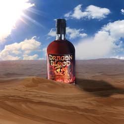 Dragon Blood desert