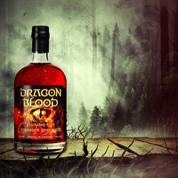 Dragon Blood in the woods