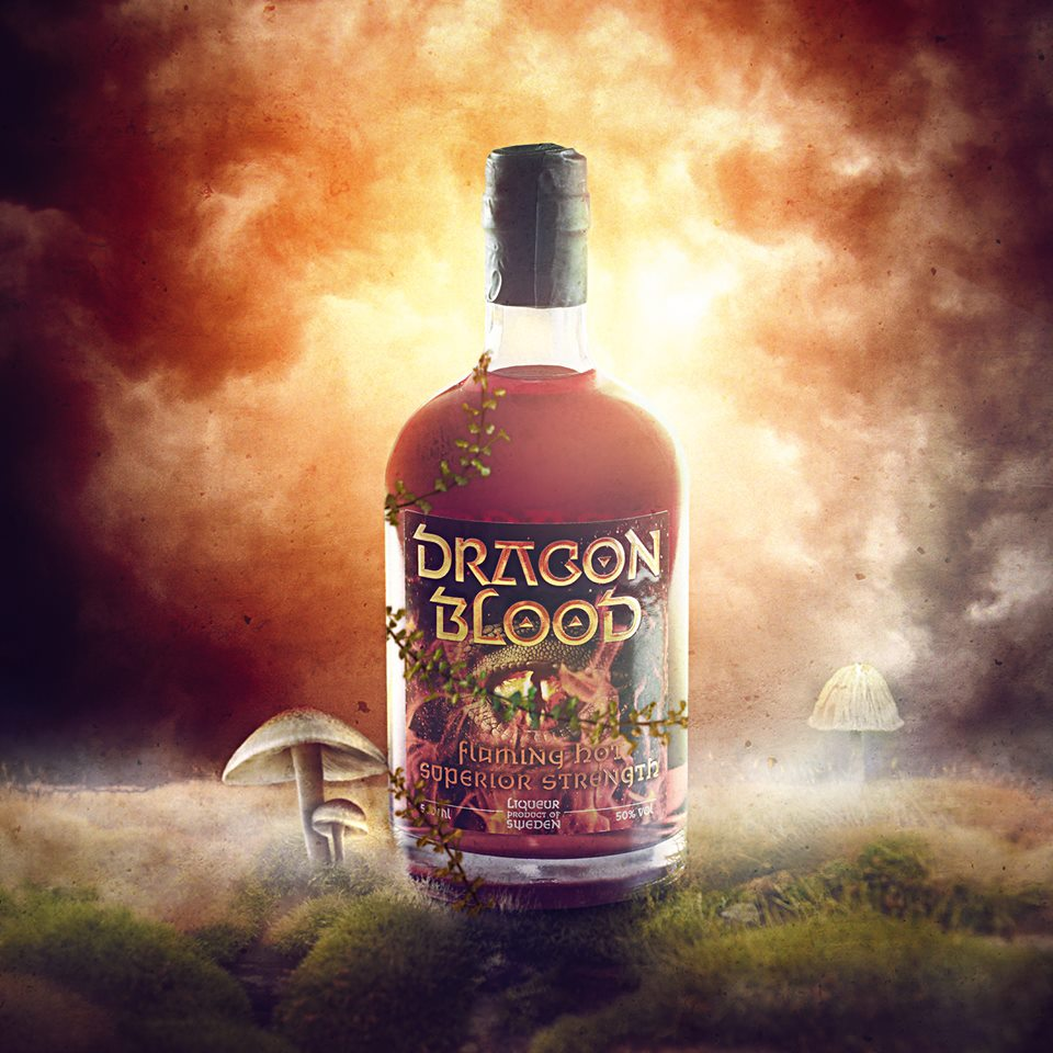 Dragon Blood Mystique