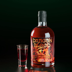 Have a shot of Dragon Blood