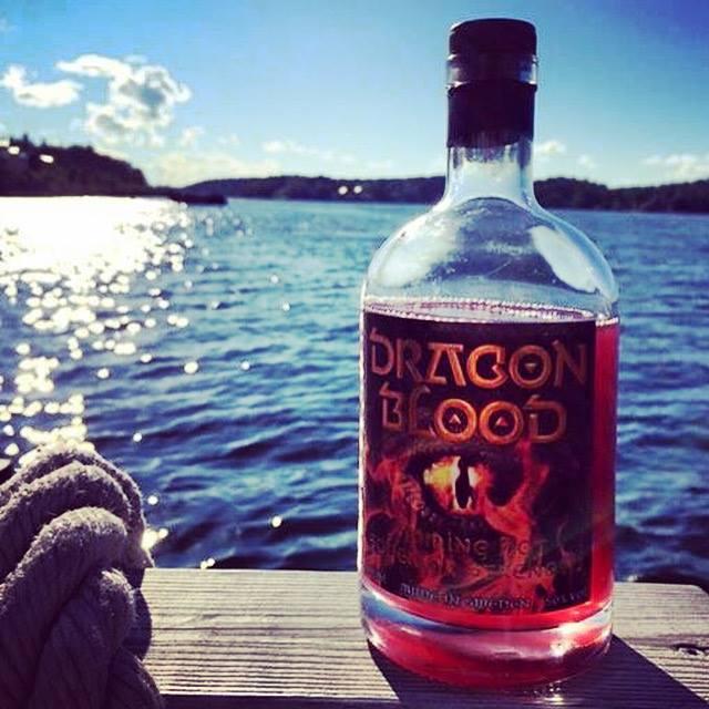 Dragon Blood summer