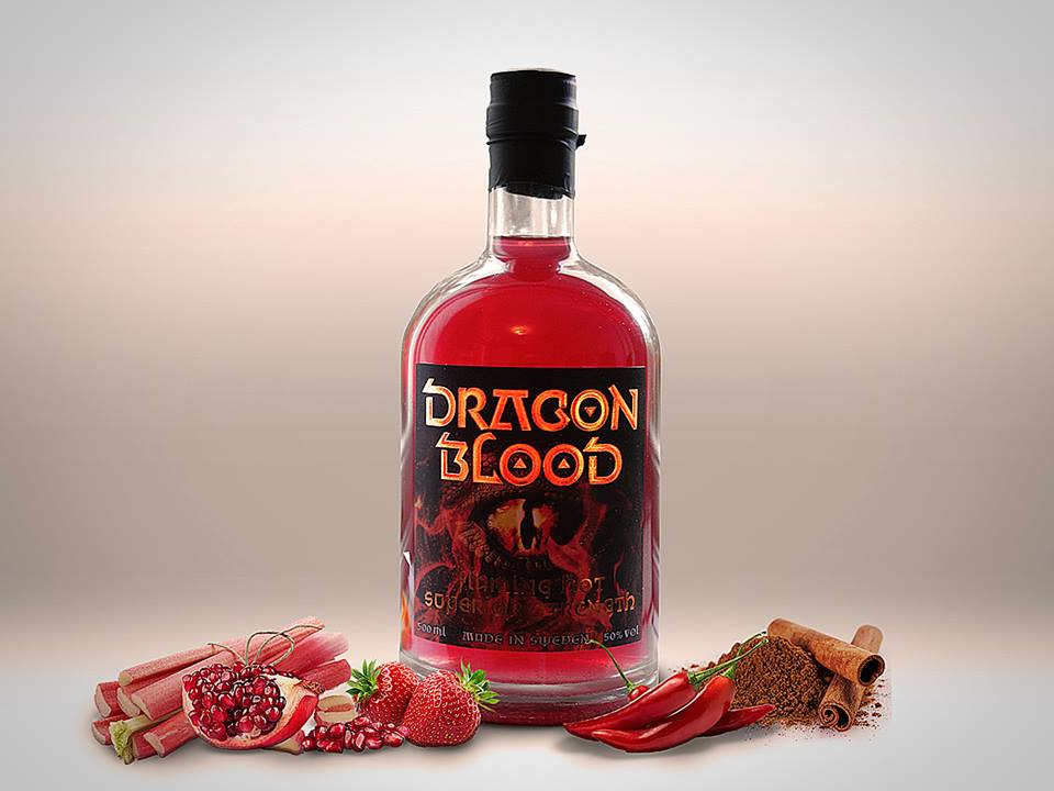 Dragon Bloob ingredients