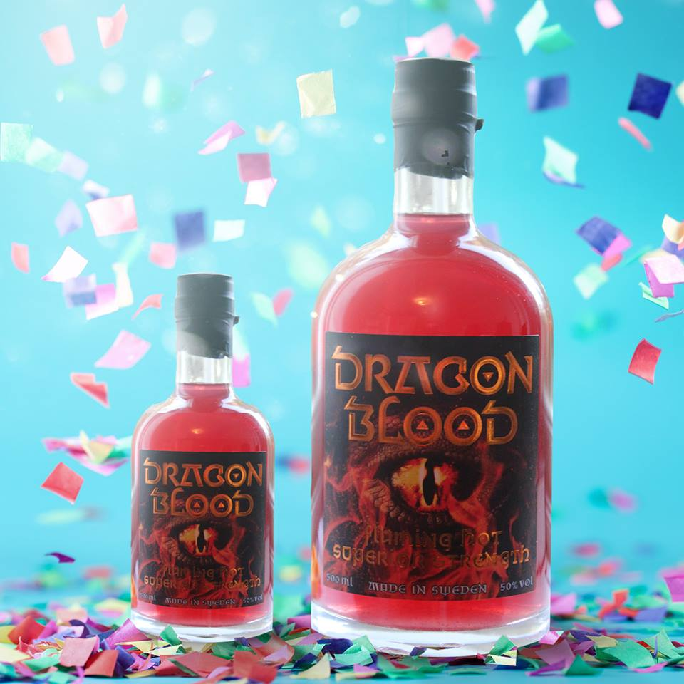 Dragon Blood father´s day