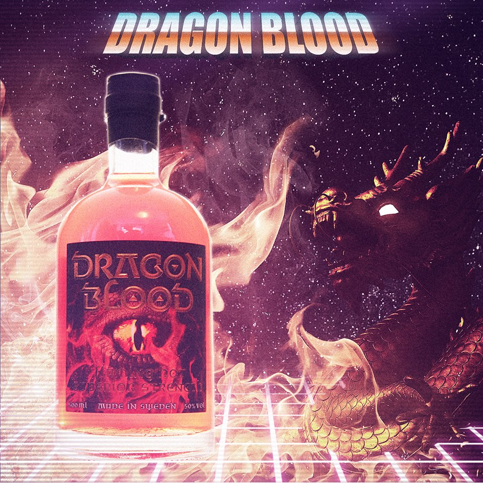 Dragon Blood dragon cave