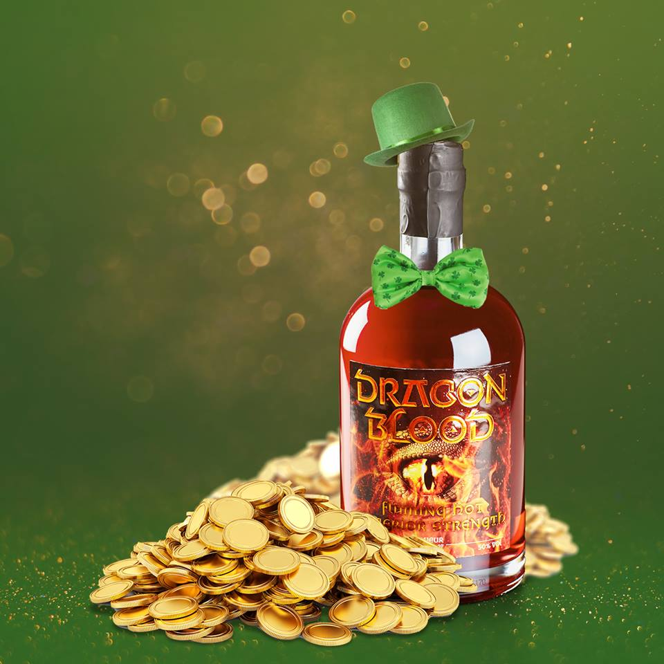 Dragon Blood St. Patrick´s Day