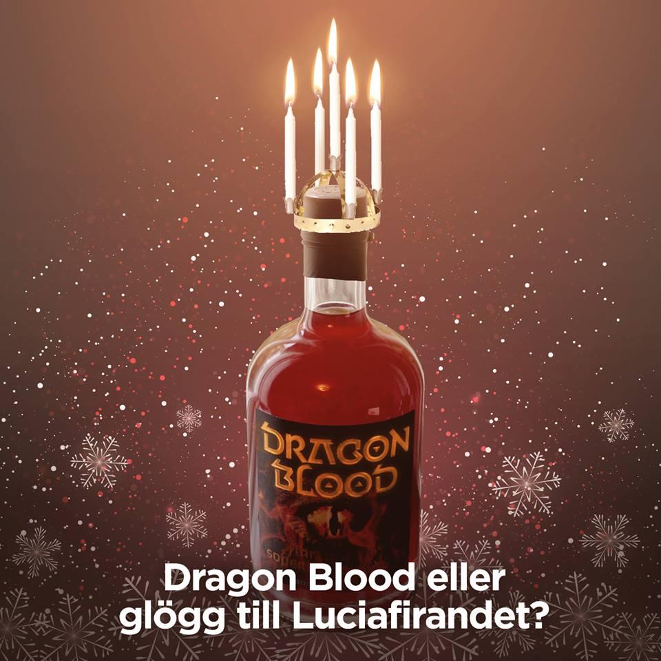 Dragon Blood Lucia