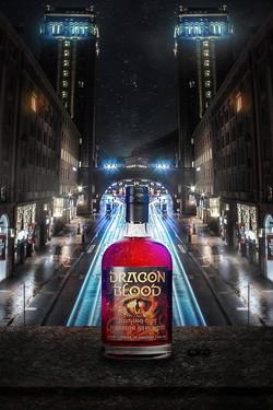 Dragon Blood at Kunsgatan/Stockholm